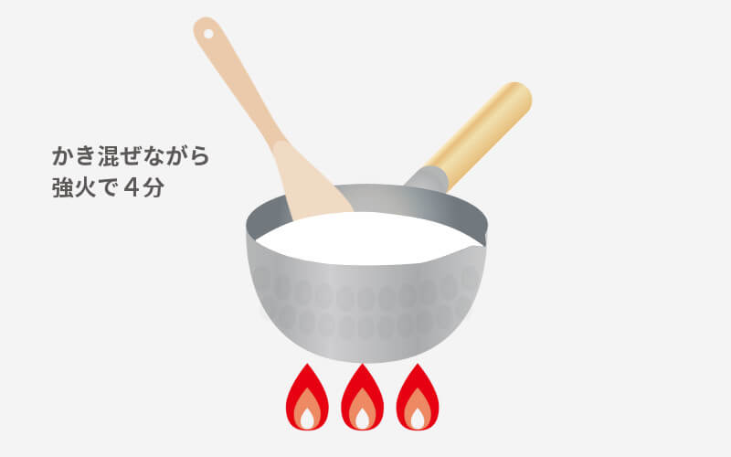 ご飯を炊く3