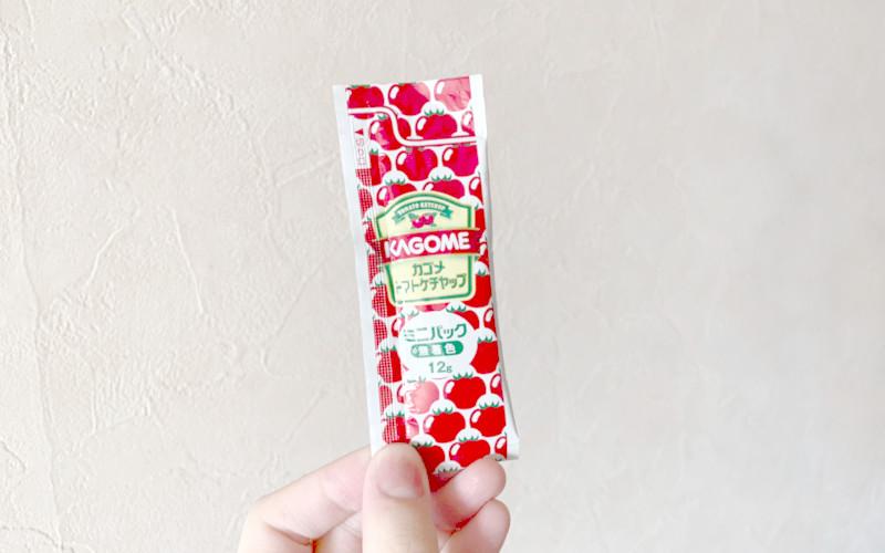 カゴメ_トマトケチャップ12g