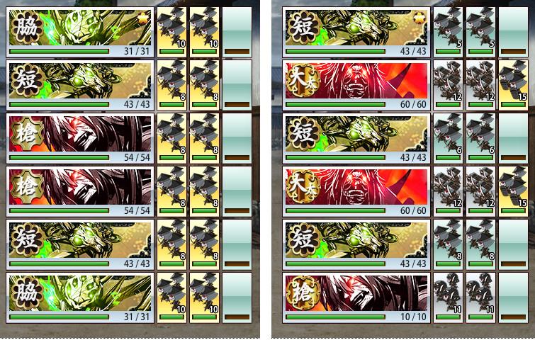1刀剣乱舞7-1スクショ担当部隊1