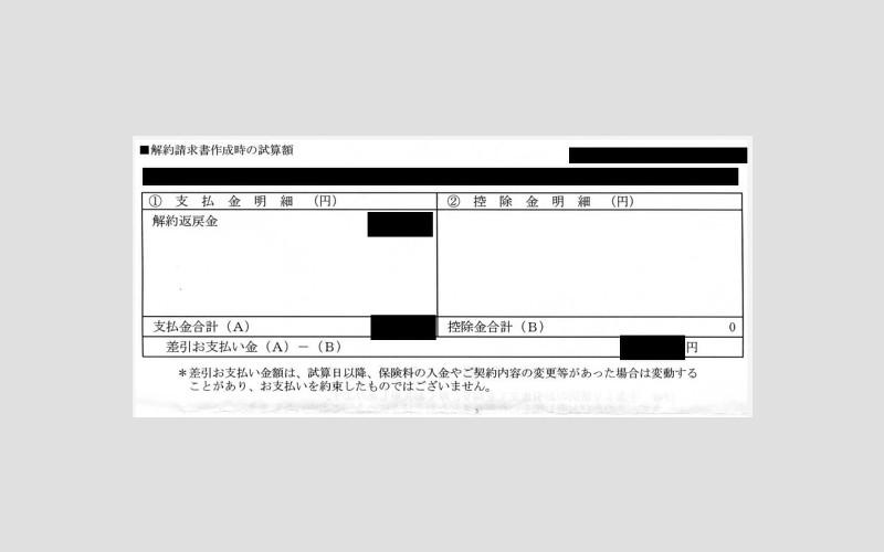 三井生命解約した_返戻金アイキャッチ