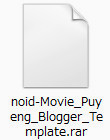 11noid-Movie_Puyeng_Blogger_Template_rar