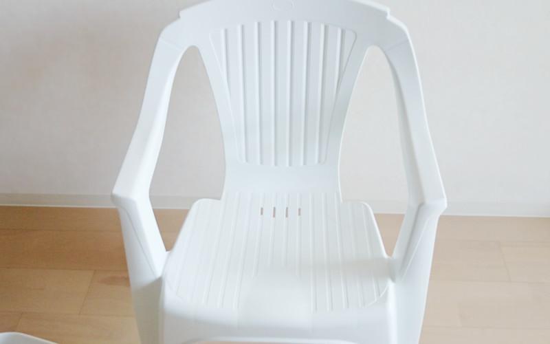 ベローナプラスチック椅子1