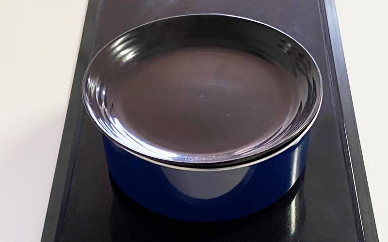鍋で米を炊く_11