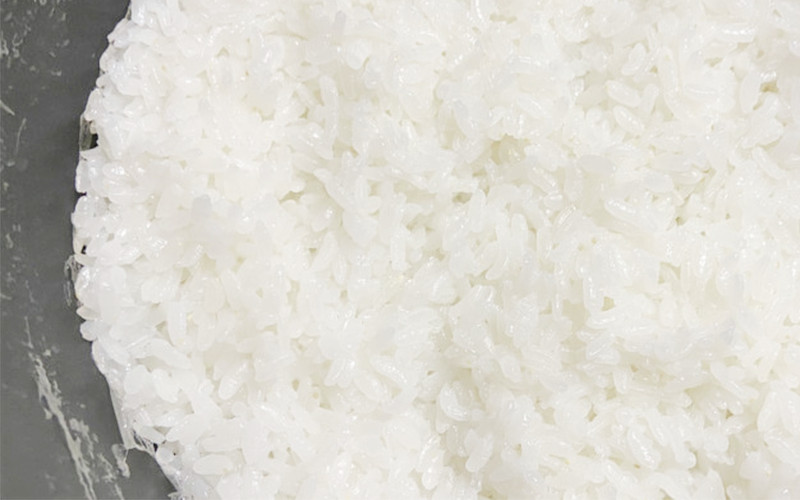 鍋で米を炊く_14